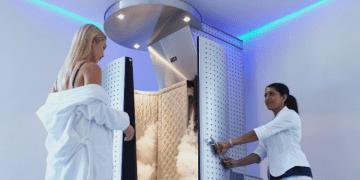 Venez visiter notre nouvelle installation de Cryothérapie
