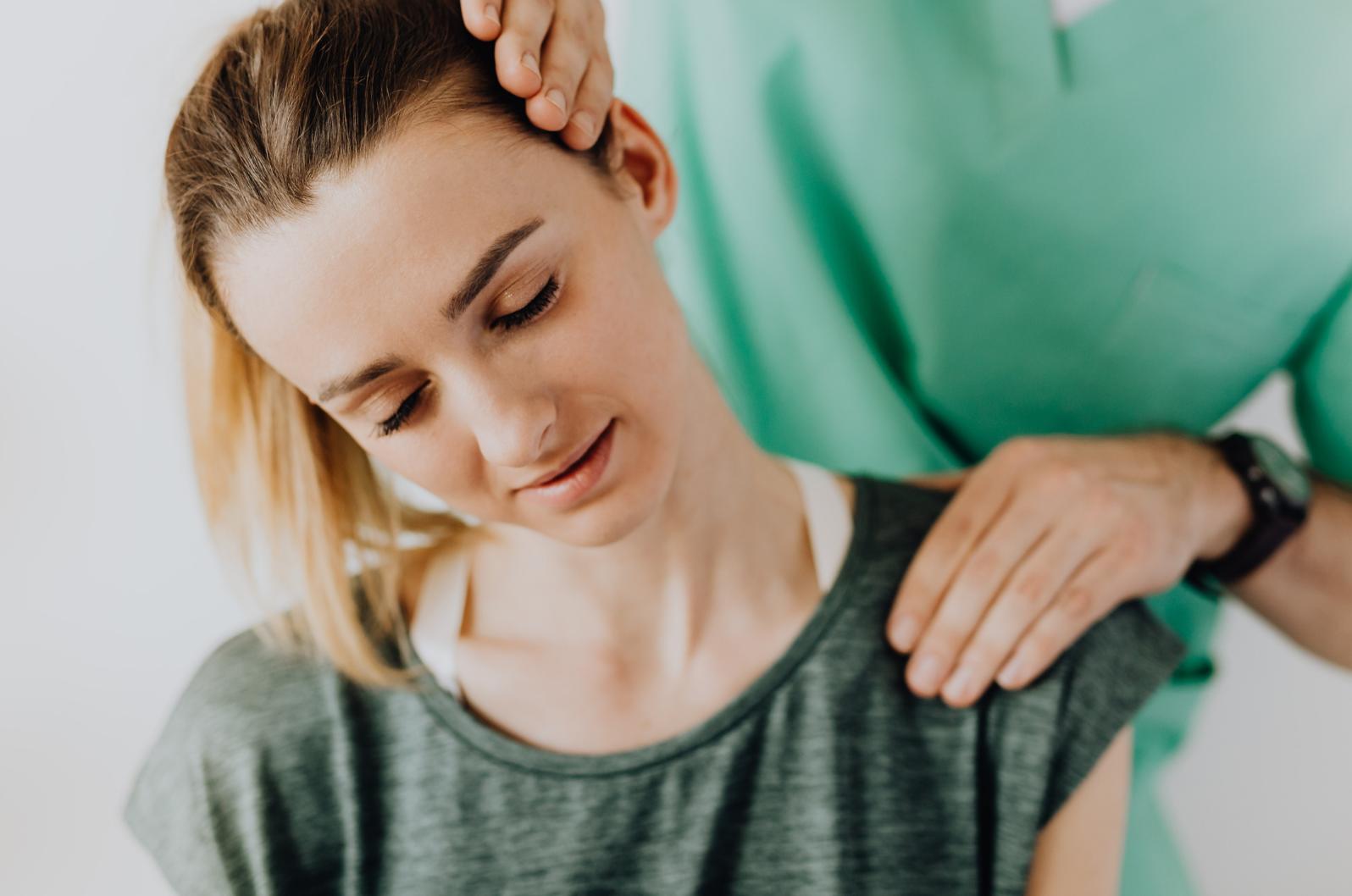 Soigner la cervicalgie